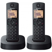 Panasonic Digital Cordless Telephone with Nuisance Call Block (Twin set) UK Plug