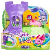 Little Live Pets - Fluffy Friends Playset - Assorted Designs