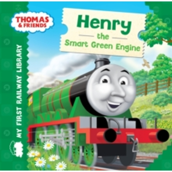 Thomas & Friends: Henry the Smart Green Engine by Egmont UK Ltd (Board book, 2015)