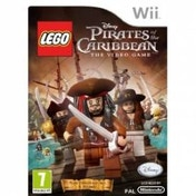 Ex-Display Lego Pirates Of The Caribbean Game Wii Used - Like New