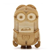 Minion (Minions) IncrediBuilds 3D Wood Model Kit