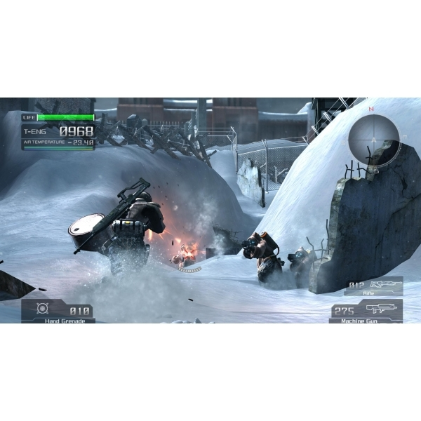 Lost Planet 2 Game PS3 - Image 4