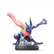 Greninja Amiibo (Super Smash Bros) for Nintendo Wii U & 3DS