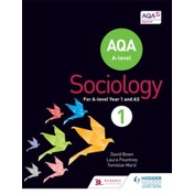 AQA Sociology for A Level Book 1 by David Bown, Tomislav Maric, Laura Pountney (Paperback, 2015)