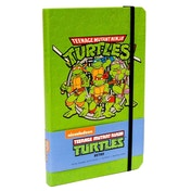 Teenage Mutant Ninja Turtles Hardcover Ruled Journal