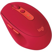 Logitech M590 Silent Wireless Mouse Red