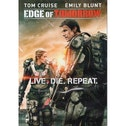 Live Die Repeat: Edge of Tomorrow DVD
