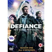 Defiance Season 1 DVD & UV Copy
