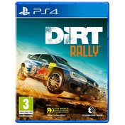 Dirt Rally PS4 Game