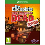 The Escapists The Walking Dead Edition Xbox One Game