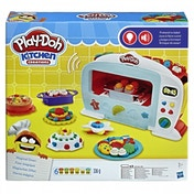 Ex-Display Play-Doh Kitchen Creations Magical Oven Set Used - Like New