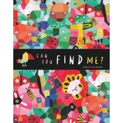 Animosaics: Can You Find Me? by Surya Sajnani (Board book, 2017)