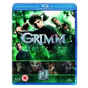 Grimm Season 2 Blu-ray