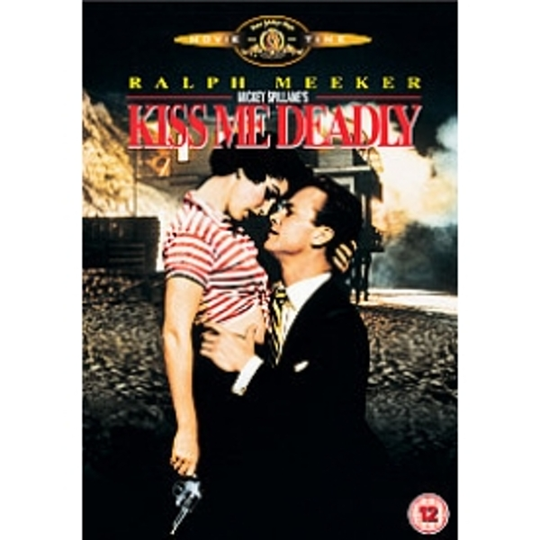 Kiss Me Deadly DVD