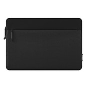Incipio Truman Sleeve for Microsoft Surface Pro 4 in black - [Microsoft certified | type cover compatible | outside pocket | stylus holder | nylon | padded| different coloring] - MRSF-095-BLK