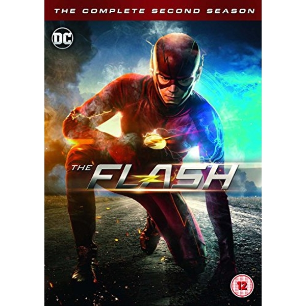 The Flash - Season 2 DVD