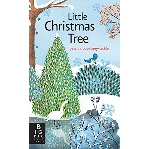 Little Christmas Tree by Ruth Symons (Board book, 2016)