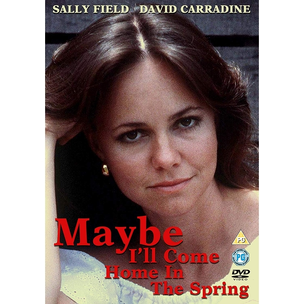 Maybe I'll Come Home In The Spring DVD