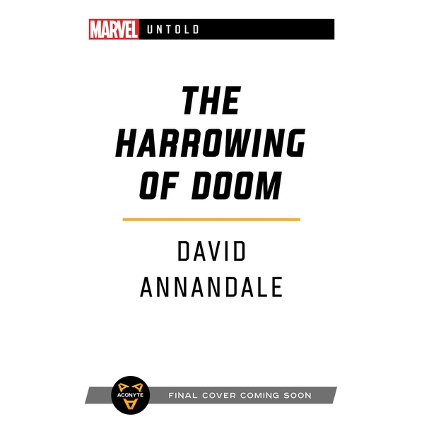 Marvel Untold: The Harrowing Of Doom (Paperback, 2021)