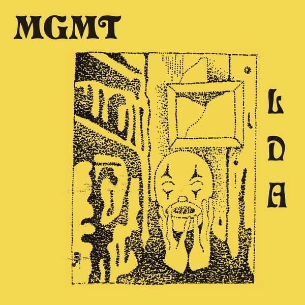 Mgmt - Little Dark Age Vinyl