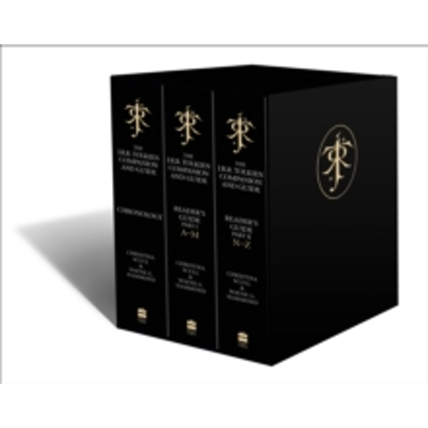 The J. R. R. Tolkien Companion and Guide : Boxed Set