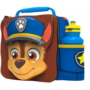 Chase (Paw Patrol) 3D Lunch Bag With Bottle