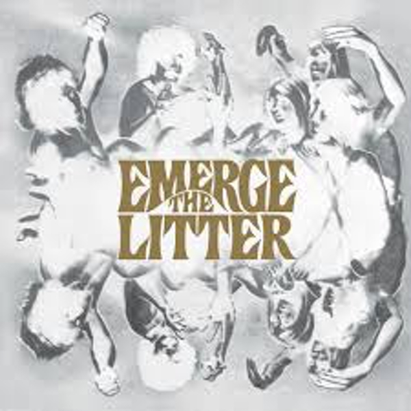 The Litter ‎– Emerge Vinyl
