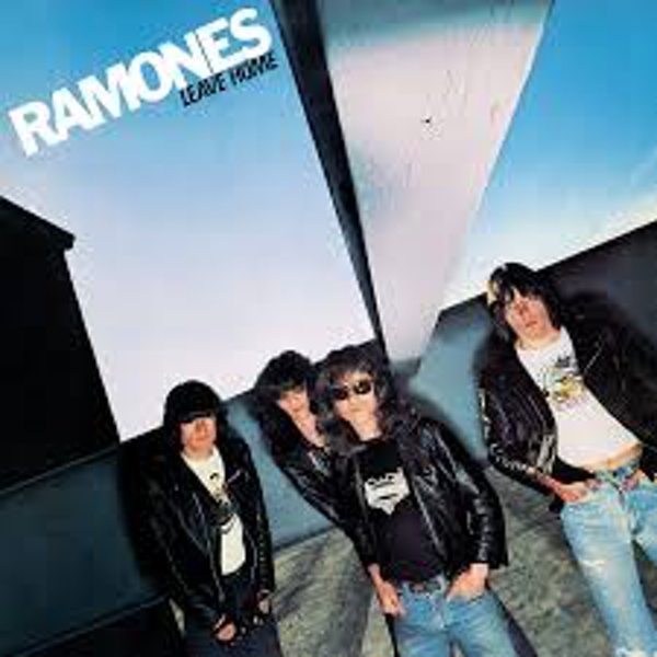 Ramones - Leave Home Remastered Vinyl