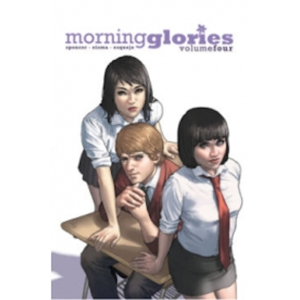 Morning Glories Volume 4: Truants TP