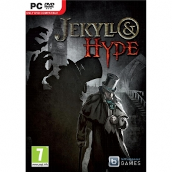 Jekyll & Hyde Game PC