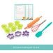 Nadiya Hussain TY6146 Nadiya's Simple Baking Kids Children's Cooking Set - Image 3