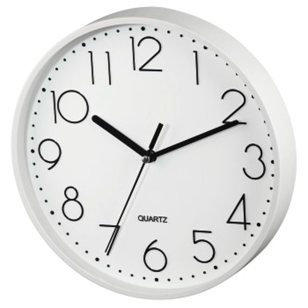 "Hama | ""PG-220"" Wall Clock, Low-Noise 