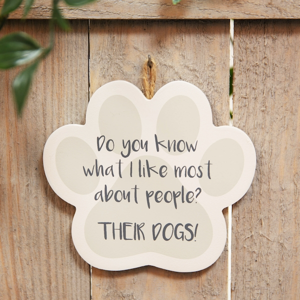 Best of Breed Wooden Plaque - Their Dogs
