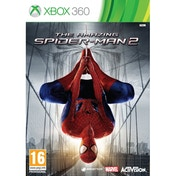 The Amazing Spider-Man 2 Xbox 360 Game
