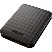 Maxtor M3 1000GB Black external hard drive