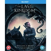 Last Kingdom Season 1-3 Blu-ray