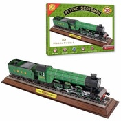 The Flying Scotsman 3D Model Jigsaw Puzzle