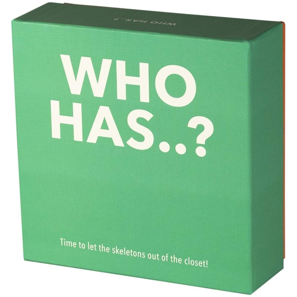 Who has?? Trivia Game