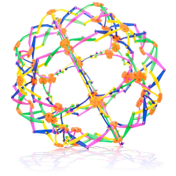 Expanding Ball Novelty Toy