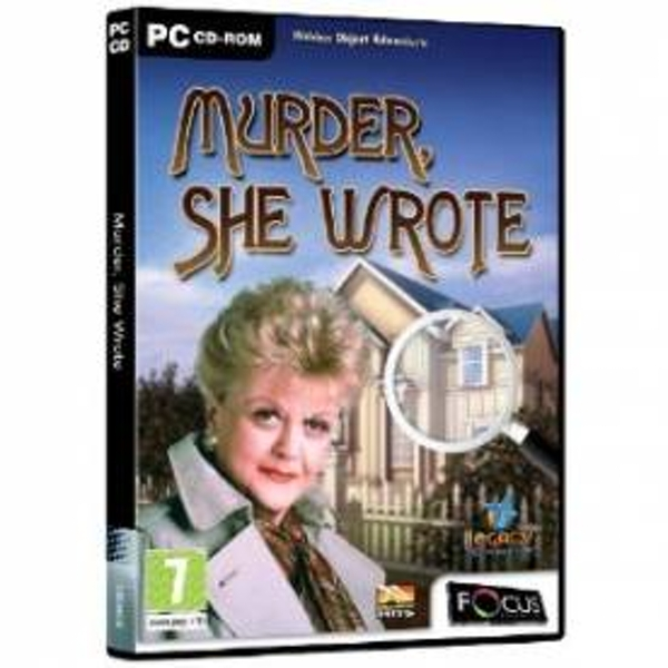 Murder She Wrote Game PC