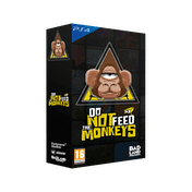 Do Not Feed The Monkeys Collectors Edition PS4 Game