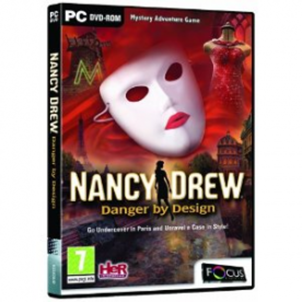 Nancy Drew Danger by Design Game PC