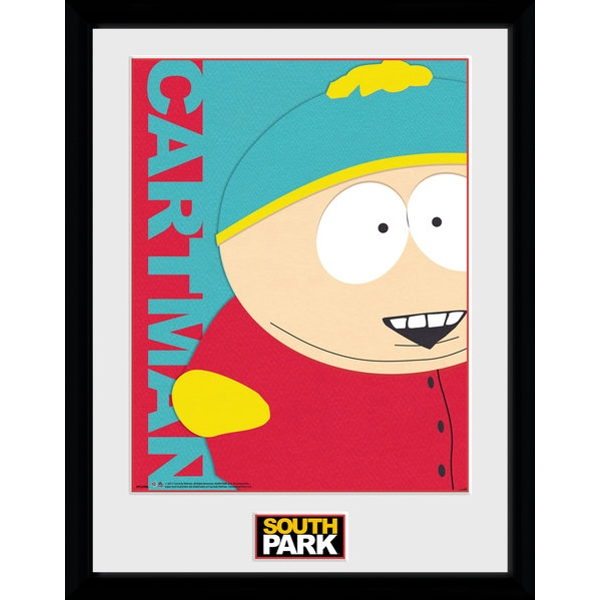 South Park Cartman Collector Print