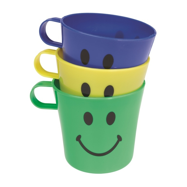 Chef Aid Plastic Cups Set 3