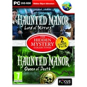Haunted Manor Double Pack Game PC