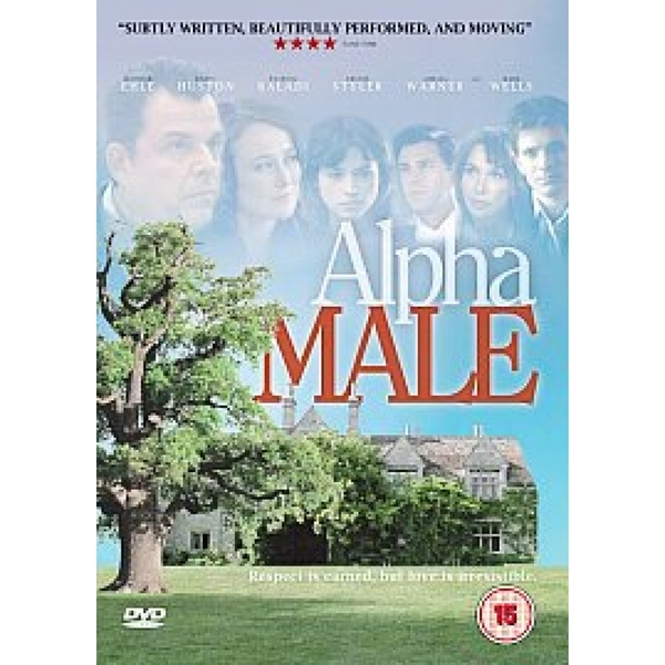 Alpha Male DVD