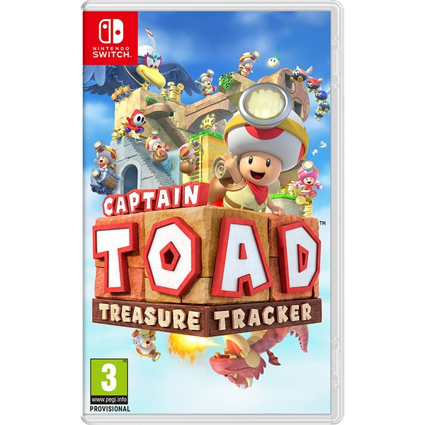 Captain Toad Treasure Tracker Nintendo Switch Game - Image 1
