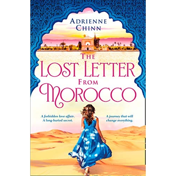 The Lost Letter from Morocco  Paperback / softback 2019