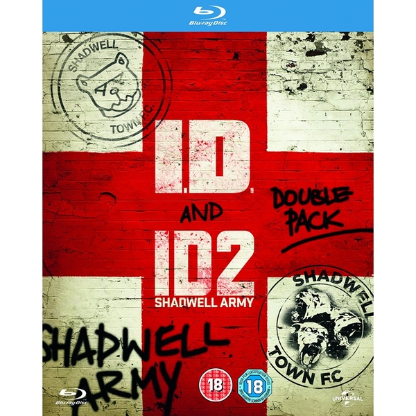ID / ID2: Shadwell Army Blu-ray