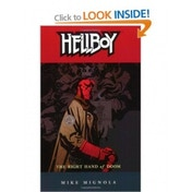 Hellboy Volume 4: The Right Hand of Doom - NEW EDITION!